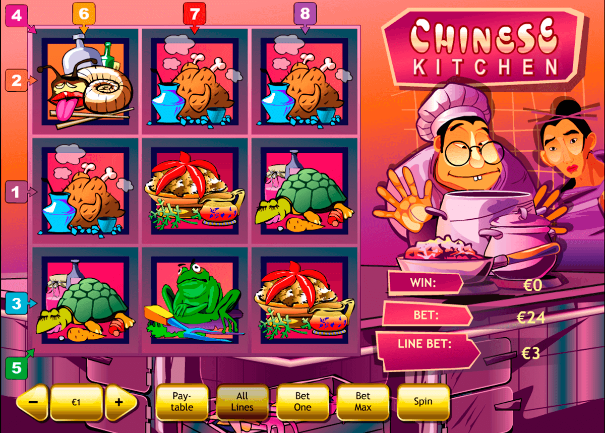 screenshot chinese kitchen