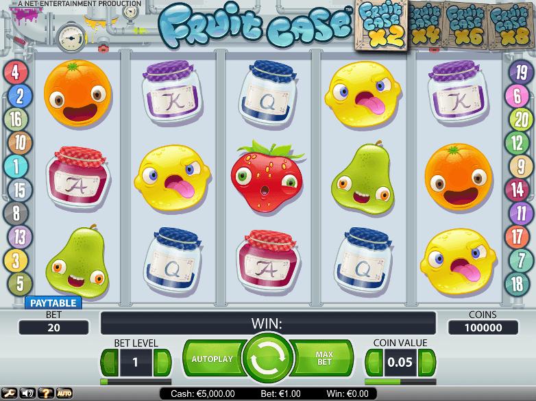 fruitcase sceenshot
