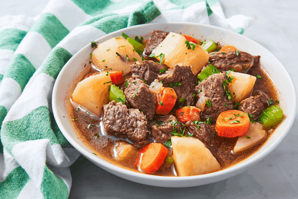 Irish beed stew