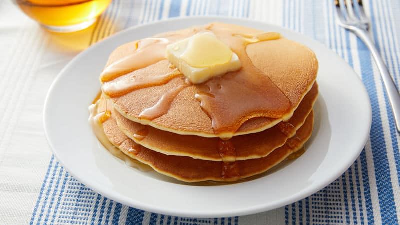 mrs garreth pancakes